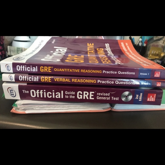 Gre Study Book >> Lightly Used Gre Study Books